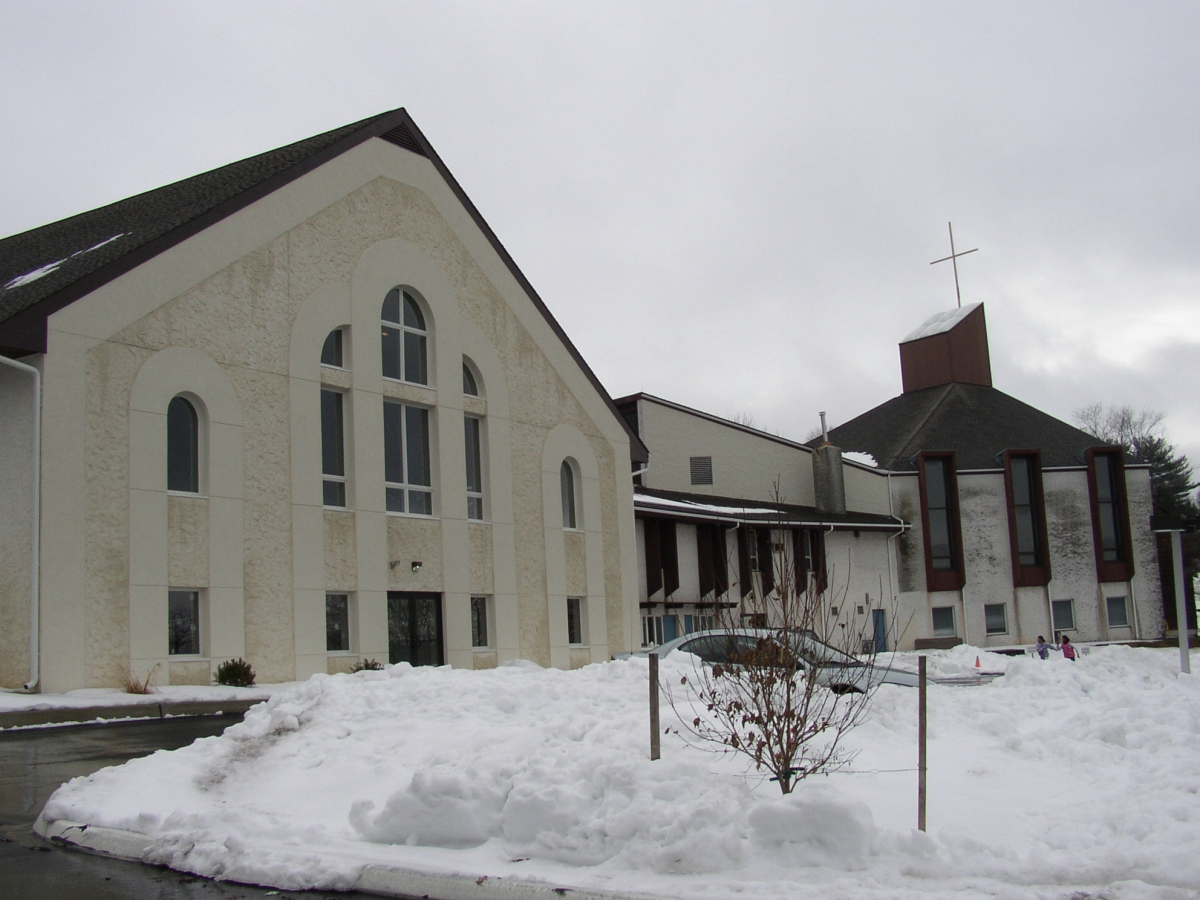 Lutheran Church-Good Shepherd